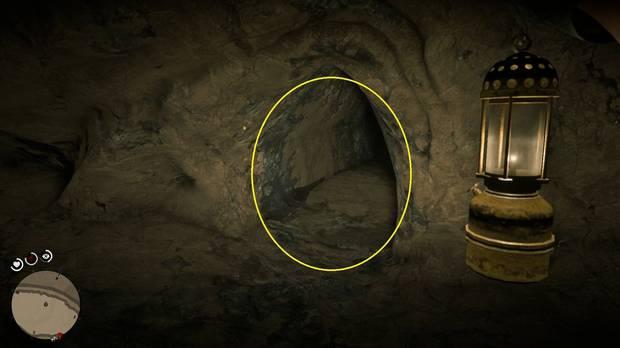 localización del tesoro de rastro venenoso 2