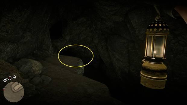 localización del tesoro de rastro venenoso 3