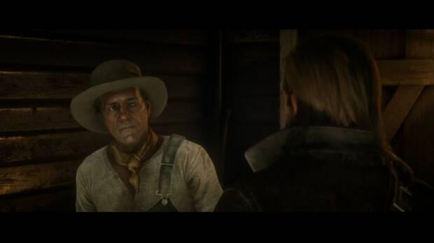 Red Dead Redemption 2 - Cacerías campestres: Thomas, el barquero