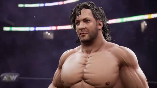 Yuke's juego All Elite Wrestling (AEW) para consolas