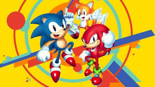 Imagen de Sonic Mania, uno de los