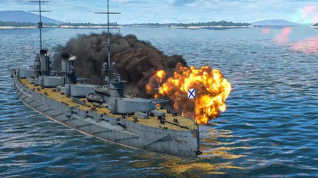Cruceros y acorazados llegan a War Thunder en New Power, su nueva gran actualizaci