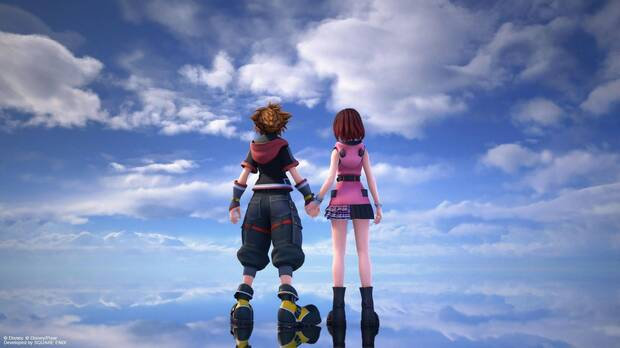 Kingdom Hearts 4 new story