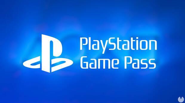 Concepto de un posible logo de PlayStation Game Pass.