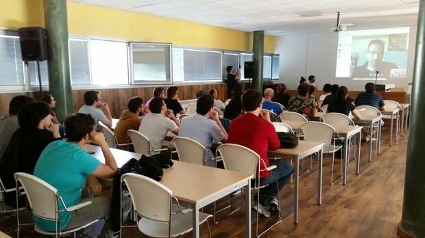 Sergio Prieto y la lucha por crear una base de creadores de videojuegos en Galicia Imagen 11