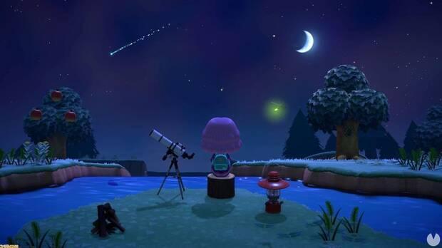 Animal Crossing: les changements de voyage dans le temps de New Horizons