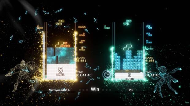 Tetris Effect: Connect et nouveau projet de Tetsuya Mizuguchi