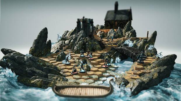 Wartile, an indie RTS available on Switch.
