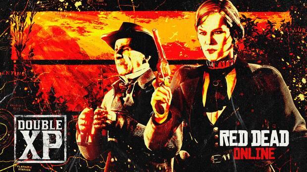 Bonificaciones semanales en Red Dead Online.