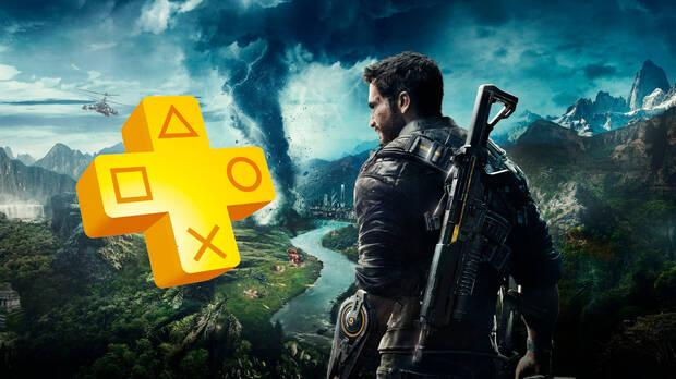 PS Plus diciembre 2020 con Just Cause 4 para PS4 y PS5, y m