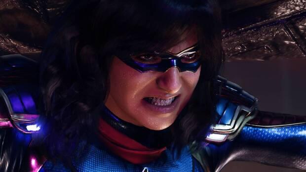 Kamala Khan en Marvel's Avengers.