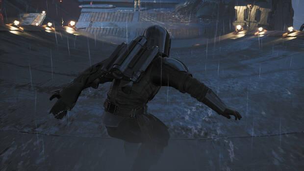 Jugar con The Mandalorian en Star Wars Jedi: Fallen Order