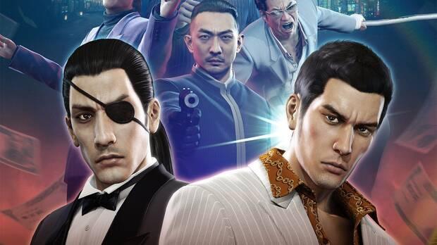 Image de la saga Yakuza, qui s'est déjà vendue à 14 millions d'exemplaires au total.