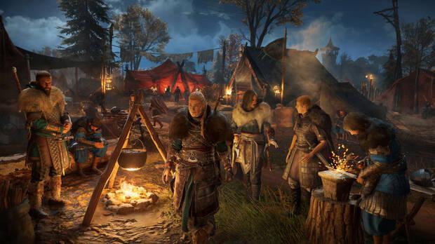 Assassin's Creed Valhalla muestra un extenso gameplay comentado en Xbox Series X Imagen 2