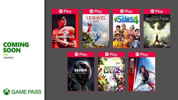Xbox Game Pass recibe este mes 11 nuevos juegos y el cat