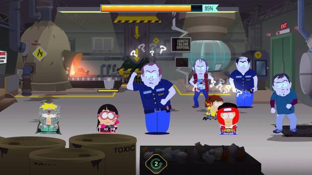 South Park: Retaguardia en Peligro recibe nuevo descargable Imagen 2
