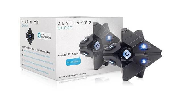 Ghost de Destiny 2 se integra en el sistema Alexa de Amazon Imagen 2