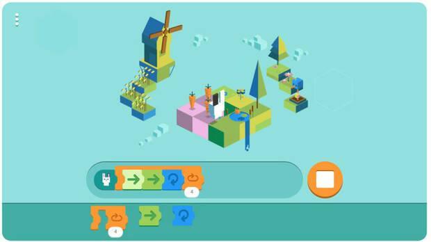 El Doodle de Google es un homenaje a la programación pensada para los niños Imagen 2