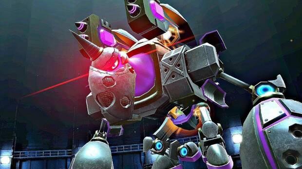 Galleom Super Smash Bros. Ultimate