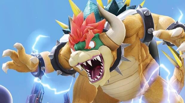 Giga Bowser Super Smash Bros. Ultimate