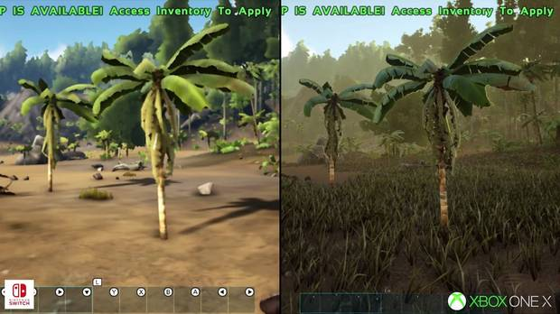 La versión de ARK en Switch es duramente criticada por sus gráficos Imagen 2