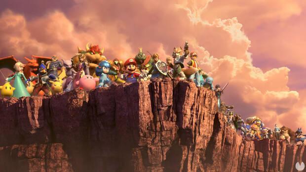 Modo aventura en Super Smash Bros. Ultimate