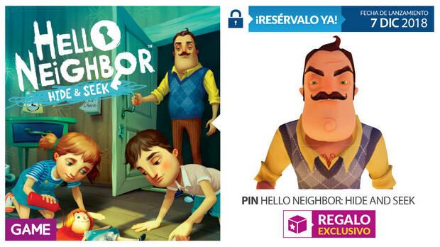 GAME detalla su incentivo por reserva para Hello Neighbor: Hide & Seek Imagen 2