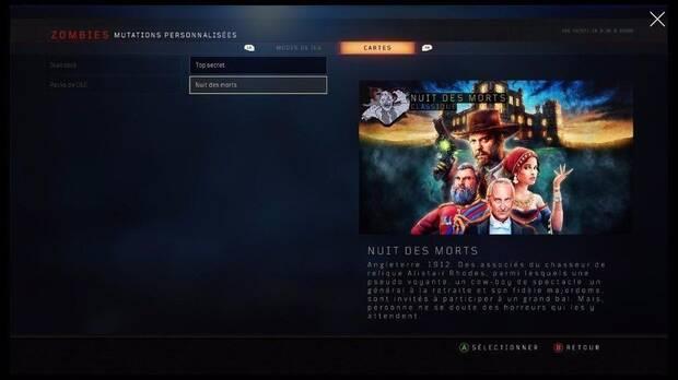 Filtrado el DLC de Zombies de Call of Duty: Black Ops 4 Imagen 2