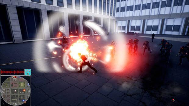Captura de Undefeated en Steam.