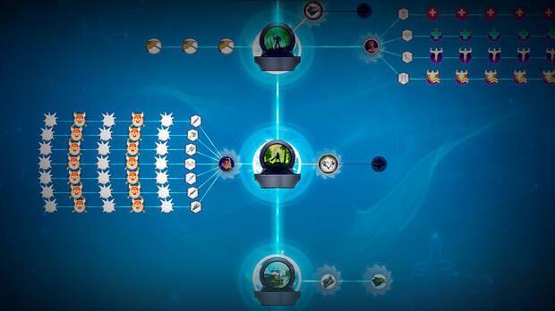 Dauntless sistema de progresi