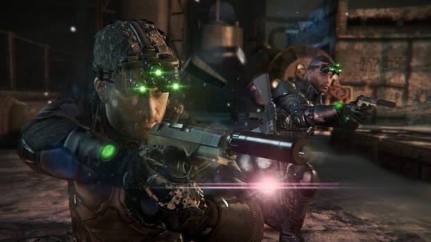 Splinter Cell: Blacklist Imagen 1