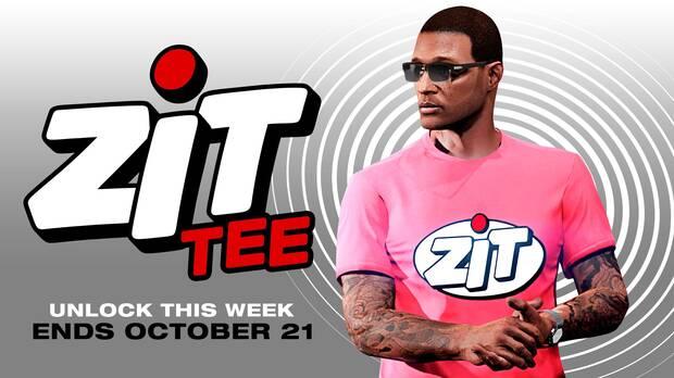 GTA Online: Recompensas triples y dobles, descuentos, camiseta desbloqueable y m