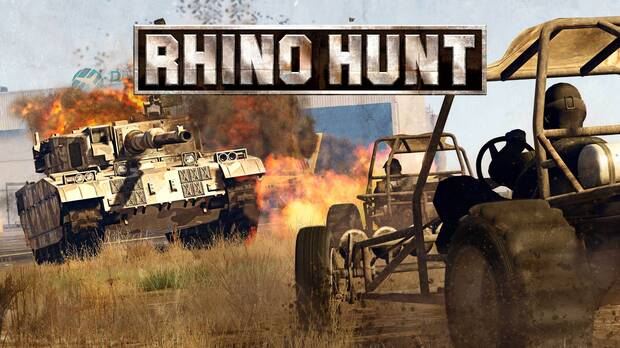Rhinos hunting in GTA Online