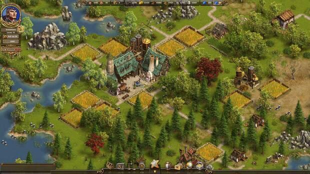 The Settlers Online Imagen 2