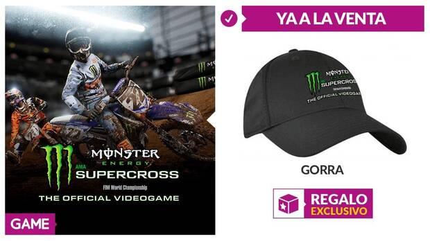 GAME detalla su incentivo por compra para Monster Energy Supercross Imagen 2