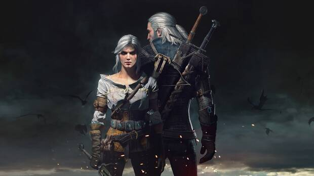 The Witcher 3: Wild Hunt, Geralt, Ciri