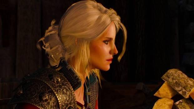 The Witcher 3: Wild Hunt, Ciri