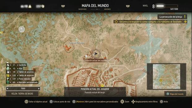 The Witcher 3: Wild Hunt, Misiones secundarias, Velen, Lazos de sangre