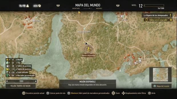 The Witcher 3: Wild Hunt, Misiones secundarias, Velen, Un dios codicioso