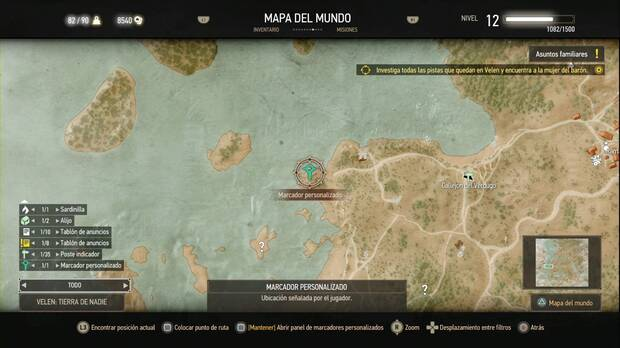 The Witcher 3: Wild Hunt, Búsqueda de tesoros, Un error demasiado caro