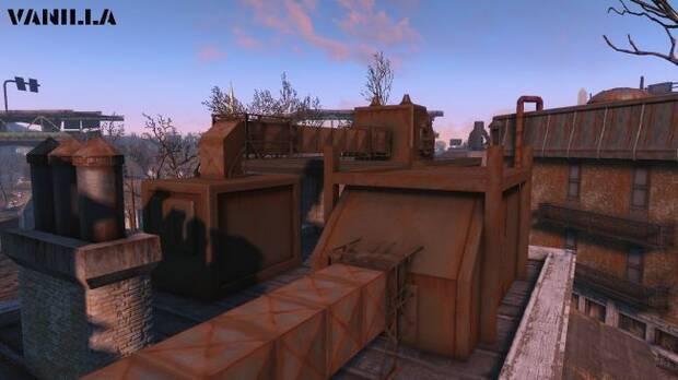 Vivid Fallout recopila los mejores mods de texturas para Fallout 4 Imagen 2