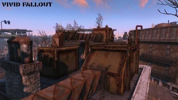 Vivid Fallout recopila los mejores mods de texturas para Fallout 4 Imagen 3