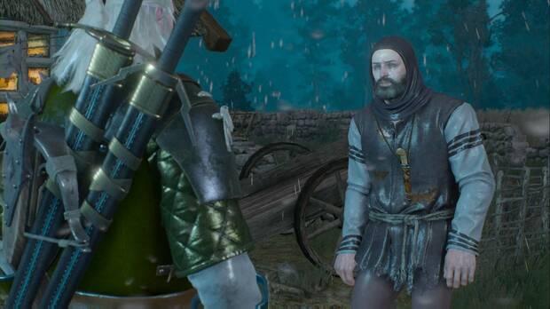 The Witcher 3: Wild Hunt, Misiones secundarias, Novigrado, Una yegua asustada