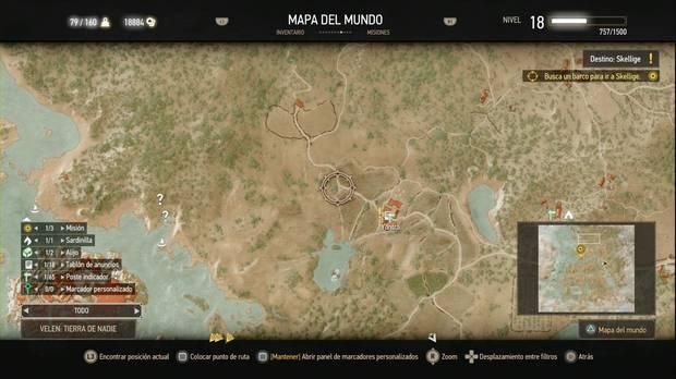 The Witcher 3: Wild Hunt, Misiones secundarias, Novigrado, La hospitalidad de Novigrado