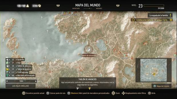 The Witcher 3: Wild Hunt, Misiones secundarias, Skellige, El nithing
