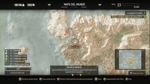 The Witcher 3: Wild Hunt, Misiones secundarias, Skellige, Puños de furia: Skellige