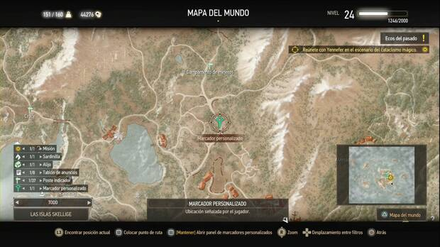 The Witcher 3: Wild Hunt, Misiones secundarias, Skellige, Tiempos difíciles