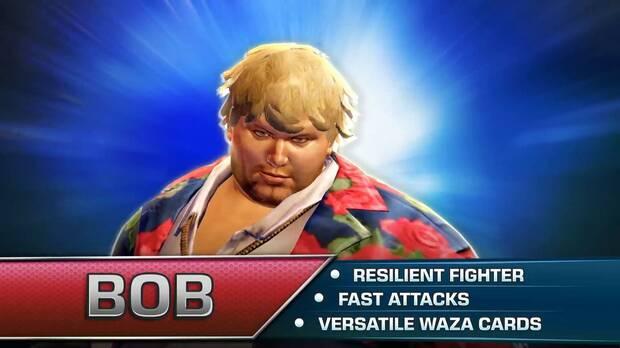 Tekken presenta a BOB en su versión para teléfonos móviles Imagen 2