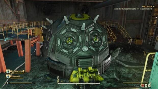 Fallout 76: Un jugador accedió por error al Refugio 63 Imagen 2