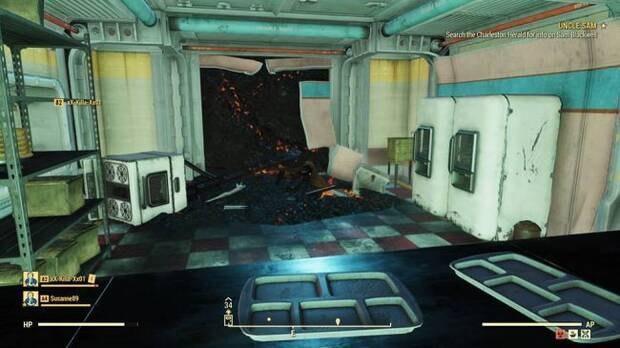 Fallout 76: Un jugador accedió por error al Refugio 63 Imagen 4